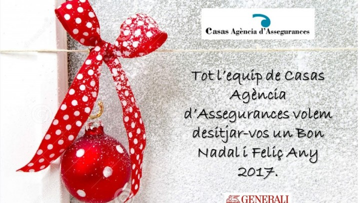 Felicitació Nadal en català